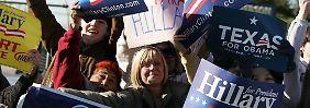 USA 2016: Stichwort: Vorwahlen