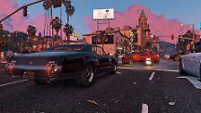 PC-Version in Ultra HD ist da: Grand Theft Auto V, so glänzend und groß wie nie