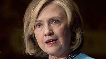 Person der Woche: Die sieben Probleme von Hillary Clinton
