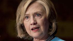 Hillary Rodham Clinton könnte die große tragische Figur der amerikanischen Geschichte werden.