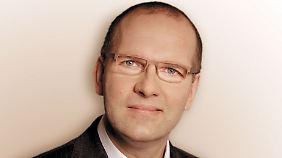 """Uwe Günther ist Gründungsgesellschafter und Geschäftsführer der """"BPM - Berlin Portfolio Management GmbH"""""""