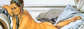 Zum Tod von Mel Ramos: Pop-Art mit Hang zur weiblichen Nacktheit