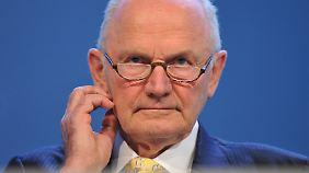 Der Patriarch von Volkswagen: Ferdinand Piëch im Porträt