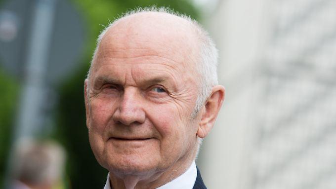VW-Patriarch Ferdinand Piëch hat vor Martin Winterkorn schon andere Gegner ausgeschaltet.