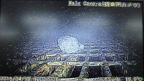 Erste Bilder vom Unglücksreaktor: Roboter bleibt im Fukushima-AKW stecken