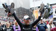 Drama, Emotionen, Kurioses: Hamilton jubelt, Zlatan siegt, Murray heiratet