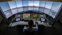 Nach Germanwings-Absturz: Lotsen wollen Fernsteuerung für Flugzeuge