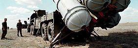Luftabwehrsystem S-300: Athen will Raketen von Russland kaufen