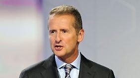 VW-Markenchef Herbert Diess