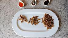 Was landet 2030 auf dem Teller?: Insekten sind das Fleisch der Zukunft