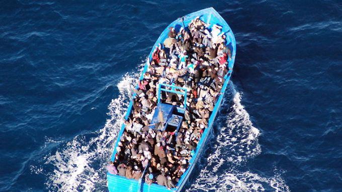 Verbrechen auf Flüchtlingsboot: Zwölf Christen sollen von Bord geworfen worden sein