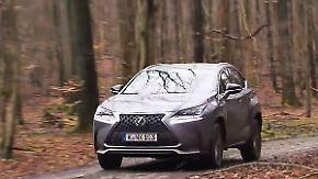 Neuer Spross der Toyota SUVs: Lexus NX 200 kommt europäisch daher