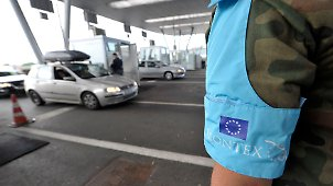 Themenseite: Frontex