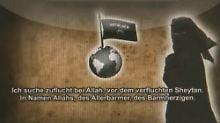 Aus einem Propaganda-Video des IS.