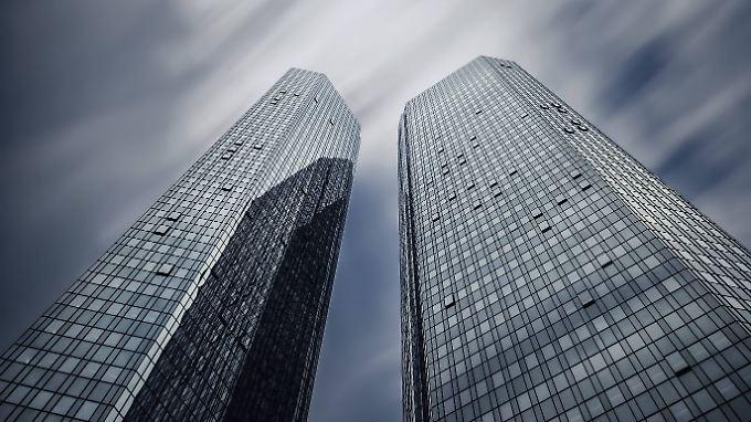 Auch einige Mitarbeiter der Deutschen Bank müssen gehen.