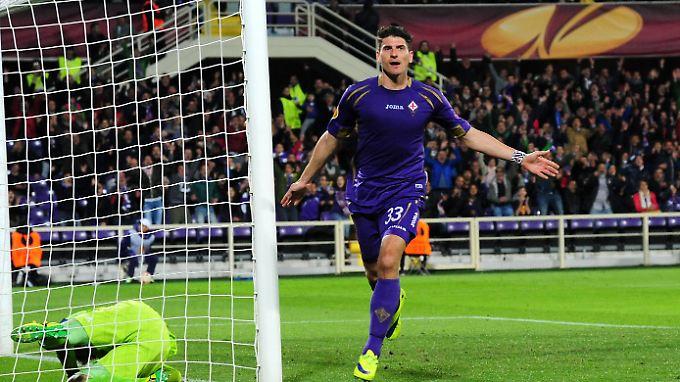 Toller Spieler, wenig Anerkennung: Mario Gomez.