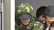 Japaner stellt sich der Polizei: Blogger landete radioaktive Drohne