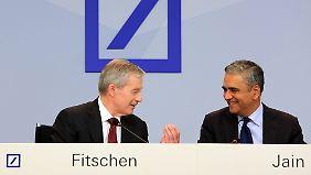 Der Kommentar: Reitz' Worte zur Strategie der Deutschen Bank