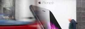 Apple erneut mit Milliardengewinnen: iPhone lässt die Kassen klingeln