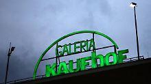 Konkurrenz für Karstadt-Eigner Benko: Kanadischer Konzern bietet für Kaufhof