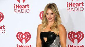 Promi-News des Tages: Hilary Duff verabredet sich zu Tinder-Dates