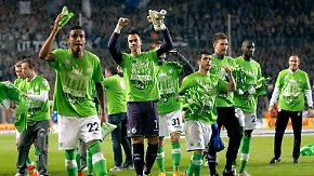 Erstmals seit 1995 im Pokal-Finale: Wolfsburg lässt Bielefeld keine Chance