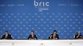 Boom trotz Hindernissen: Wirtschaft der BRICs wächst weiter