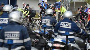 Nach Bombenfund in Oberursel: Radrennen in Frankfurt wegen Terrorgefahr abgesagt