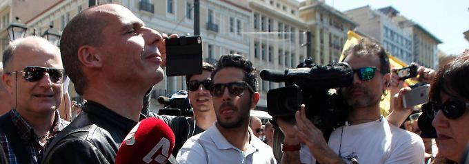 Auch ohne neuen Kredit: Varoufakis hält Griechenland für überlebensfähig