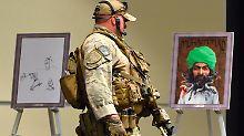 Ausstellung mit Mohammed-Bildern: IS steckt offenbar hinter Anschlag in Texas