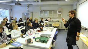 Kein Mathe, Englisch oder Physik?: Finnland plant Abkehr von klassischen Schulfächern