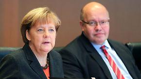 SPD erhöht Druck bei BND-Affäre: Merkel wäre bereit, sich vor Ausschuss zu äußern