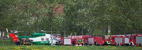 Fünfjährige in Stendal vermisst: Suche nach Inga ist schwierig