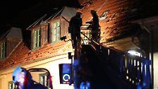 Sturm über Norddeutschland: Tornado trifft Bützow mit voller Wucht