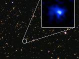Blick 13 Milliarden Jahre zurück: Bislang fernste Galaxie entdeckt