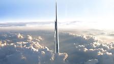 Burj Khalifa muss den Titel abgeben: Die höchsten Wolkenkratzer im Jahr 2020
