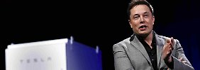 Hohe Verluste im ersten Quartal: Tesla-Anleger verzeihen Elon Musk alles