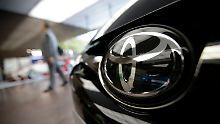 Nach massiver Kritik von Trump: Toyota und Mazda wollen US-Werk bauen