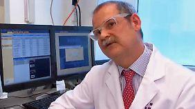 """""""Sehr erfolgreich"""": Experten setzen auf neue Schlaganfall-Therapie"""
