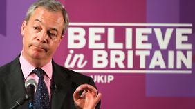 Nigel Farage hat sich zur Griechenland-Einigung geäußert und dabei Kritik an der Haltung von Alexis Tsipras geäußert