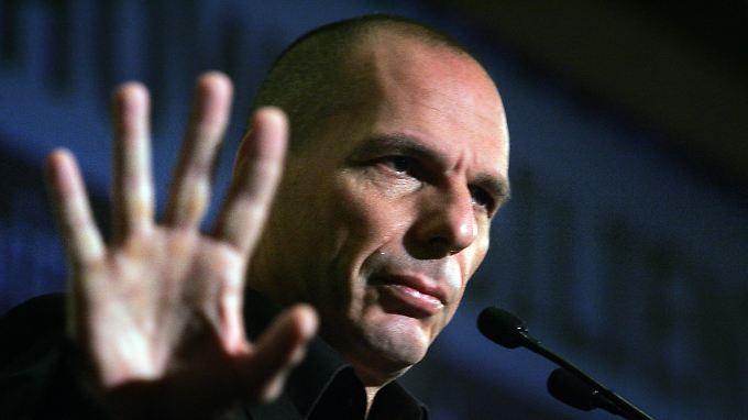 Überraschende Worte aus Athen: Varoufakis gibt sich reformbereit