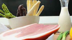 n-tv Ratgeber: Männerkochschule: Leckere Rezepte mit Spargel