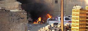 Der Islamische Staat hat die westirakische Provinzhauptstadt Ramadi nun vollständig unter Kontrolle gebracht.