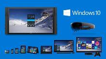 Angebot für Raubkopie-Nutzer: Windows 10 kommt in 7 Varianten