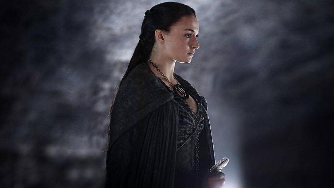 """Als Frau hat man es nicht leicht in der mittelalterlichen Welt von """"Game of Thrones"""". Das muss auch Sansa erfahren."""