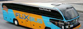 Bewegung auf Fernbusmarkt: MeinFernbus und Flixbus fusionieren