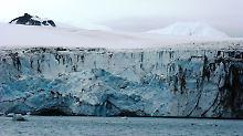 Inlandeis schmilzt weg: Antarktis verliert dramatisch an Masse