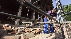 Wiederaufbau in Nepal: Nach dem Erdbeben ist vor dem Erdbeben