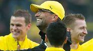 Das war die 52. Saison der Bundesliga: Bellarabi blitzt, Robben bezaubert, Klopp rührt