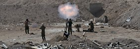 Massaker in Falludscha befürchtet: Kämpfer brechen Aufstand gegen IS ab